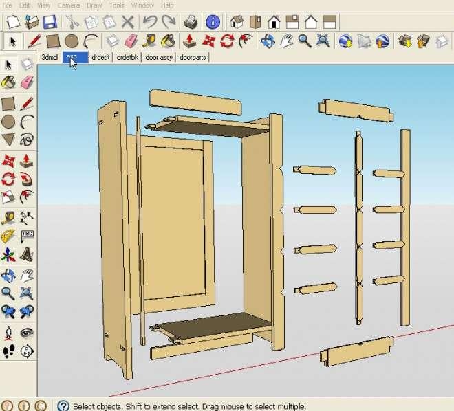 Sketchup 3D Software