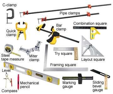 carpentry tools pt 2