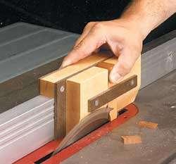 simple woodworking jig