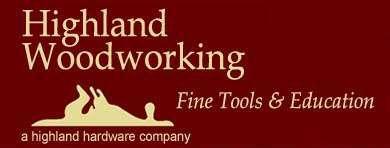 Highland Woodworking Logo
