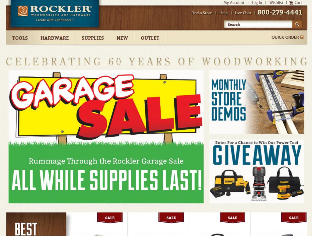 Rockler Woodworking