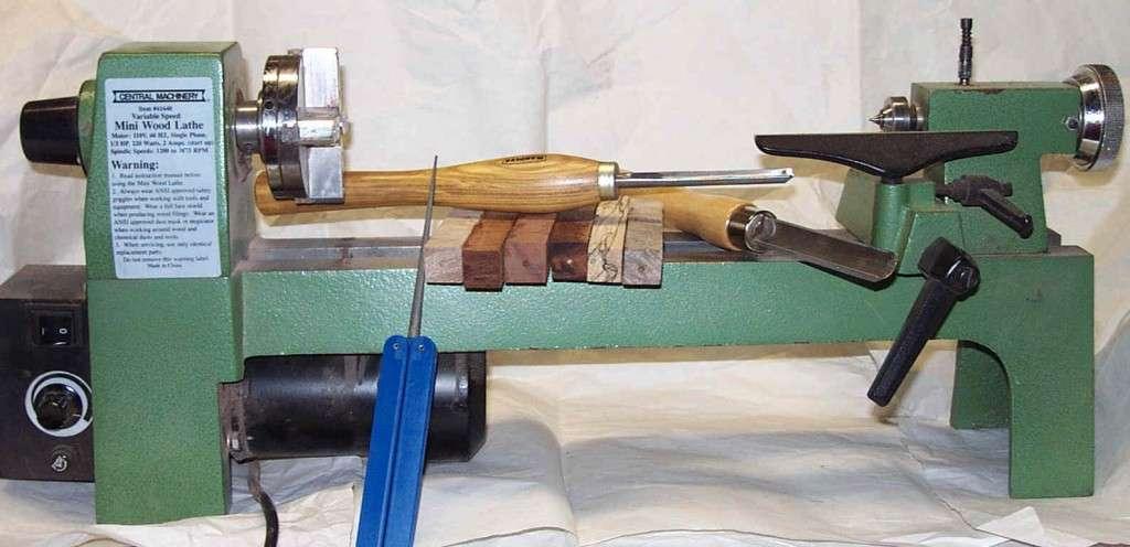 used wood lathe