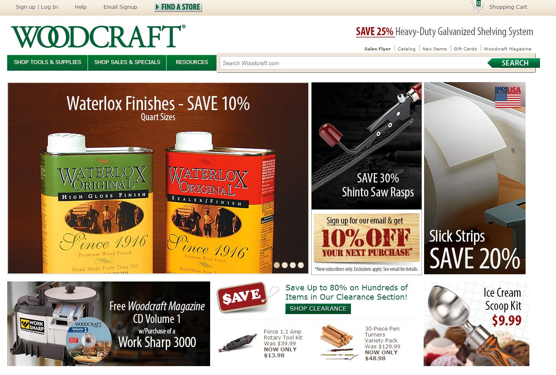 wood craft online shop