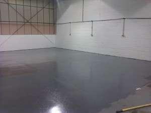 workshop plans concrete floor