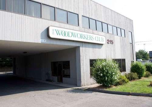 Woodworkers Club Norwalk Building