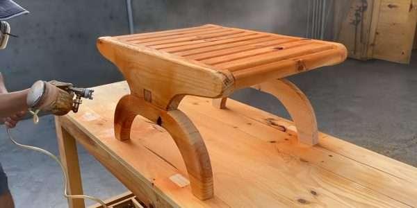 unique diy coffee table